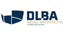 dlba naval architects logo