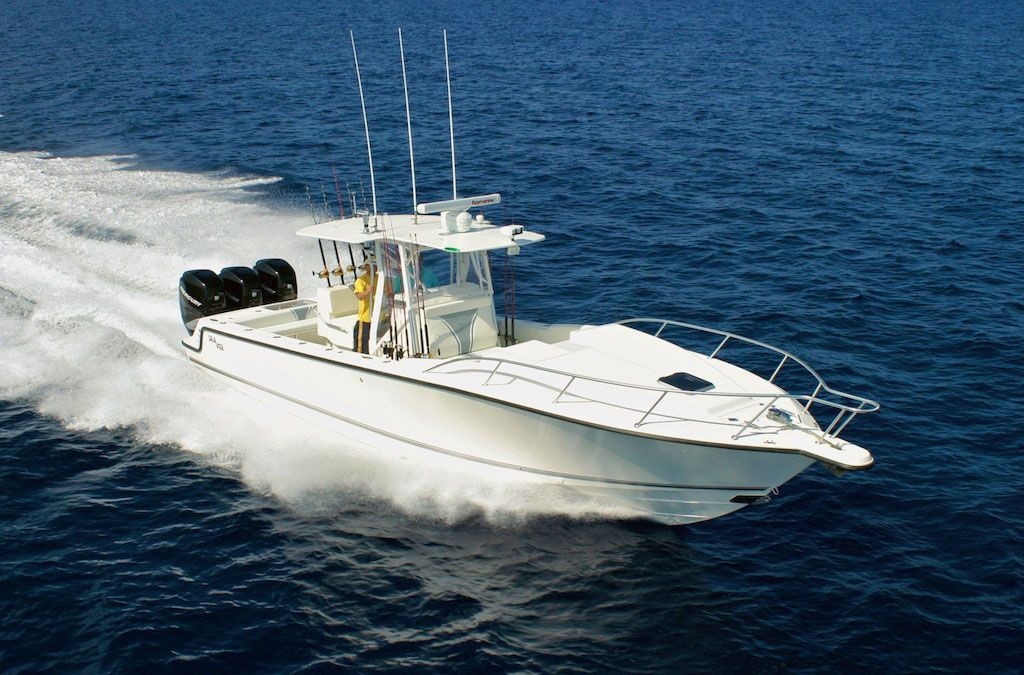 fishing boats for all types of excursions including deep sea fishing excursions from your superyacht