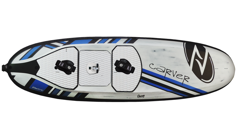 onean carver motorized surfboard